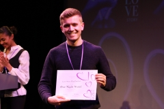 Honourable Mention - ONE NIGHT STAND - directed by Adam Hales-Walker