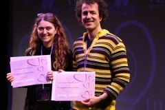 Best Documentary Short - COMPLETE SURRENDER – directed by Pol Herrmann and Louise Nelstrop